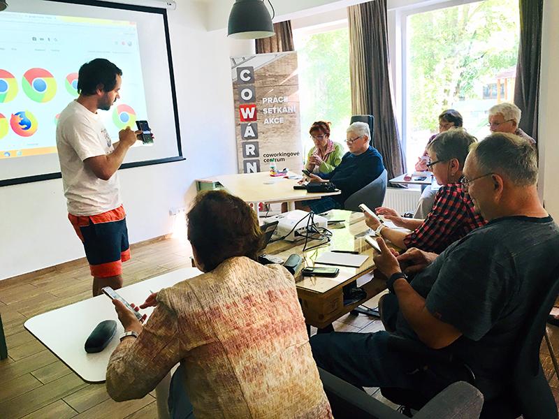 Přednášky a technologie